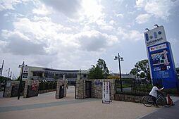 兵庫県西宮市上鳴尾町の賃貸アパートの外観
