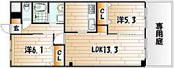 consolateur[2階]の間取り