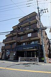 神奈川県横浜市神奈川区松見町4丁目の賃貸マンションの外観