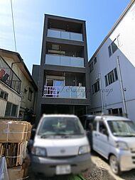 神奈川県藤沢市辻堂2丁目の賃貸マンションの外観