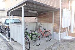 愛知県大府市柊山町6丁目の賃貸アパートの外観