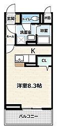新田駅 5.9万円