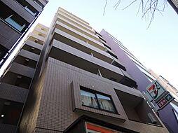 東京都世田谷区駒沢4丁目の賃貸マンションの外観