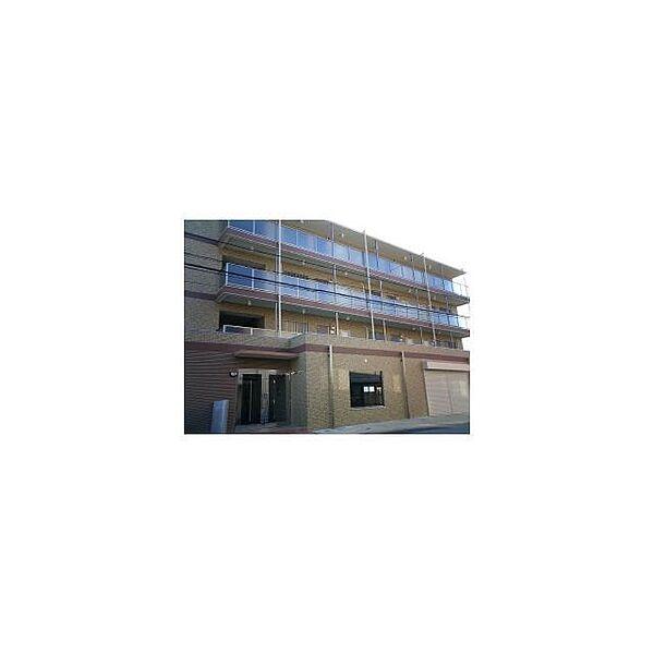 第5ライブリービル[4階]の外観