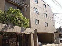コーポラスみなり[3階]の外観
