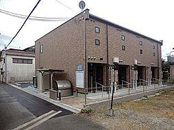 兵庫県加西市北条町北条本町の賃貸アパートの外観