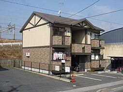 サンライズ堅田[202号室号室]の外観