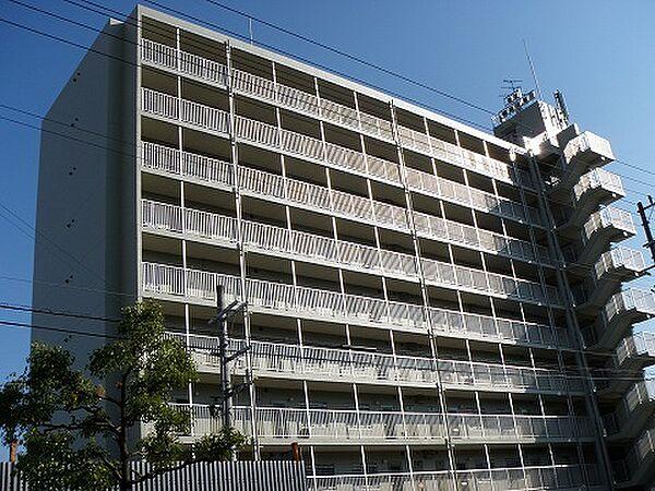 佃第1ローズマンション[5階]の外観