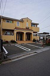 福岡県古賀市天神6の賃貸アパートの外観