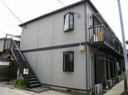 ガーデンフラットI[202号室]の外観