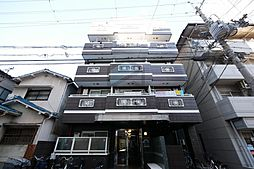 大阪府東大阪市高井田元町2丁目の賃貸マンションの外観