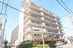 日興奈良新大宮スカイマンション[904号室]の外観
