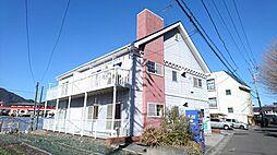 静岡県静岡市葵区昭府2丁目の賃貸アパートの外観