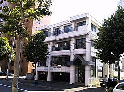 北海道札幌市東区北十条東6丁目の賃貸マンションの外観