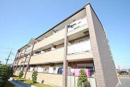 埼玉県越谷市宮本町2の賃貸マンションの外観