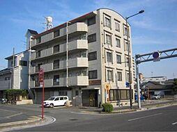 愛媛県松山市藤原2丁目の賃貸マンションの外観