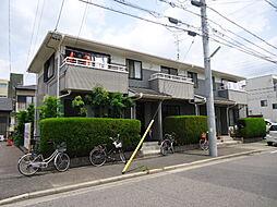 [テラスハウス] 愛知県名古屋市西区上名古屋1丁目 の賃貸【/】の外観