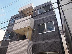 ジュネス trois 新大阪[2階]の外観