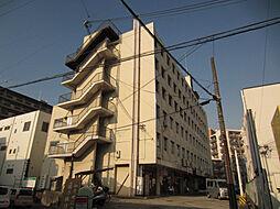 大阪府岸和田市土生町2丁目の賃貸マンションの外観