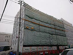 仮)二十四軒1-2マンションB棟[1階]の外観