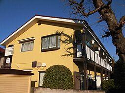 コーポ大沢[202号室]の外観