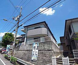 京都府京都市伏見区深草大亀谷岩山町の賃貸マンションの外観