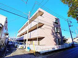 埼玉県志木市上宗岡3丁目の賃貸マンションの外観