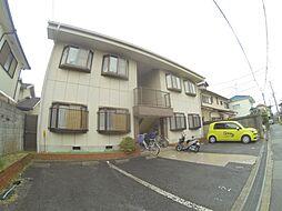 大阪府池田市荘園1丁目の賃貸マンションの外観