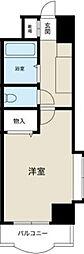 ノルデンハイム小松[4階]の間取り