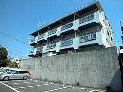ニューコマコーポ[4階]の外観