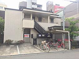 大阪府高槻市高槻町の賃貸アパートの外観