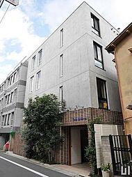 東京都大田区北千束3丁目の賃貸マンションの外観