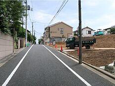 前面道路4