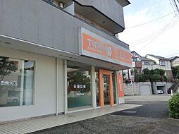 東京都町田市南成瀬7丁目の賃貸アパートの外観