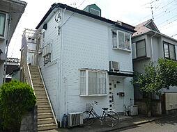 田沢アパート[202号室]の外観
