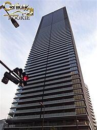 ザ パークハウス中之島タワー[34階]の外観