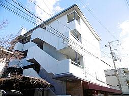 武庫川コーポ[C-1号室]の外観
