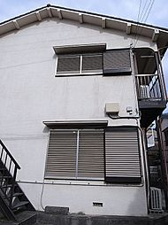 東京都江戸川区東葛西3丁目の賃貸アパートの外観