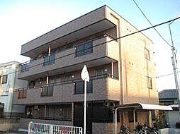 大阪府大東市泉町2丁目の賃貸マンションの外観