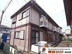 [テラスハウス] 千葉県船橋市二宮1丁目 の賃貸【/】の外観