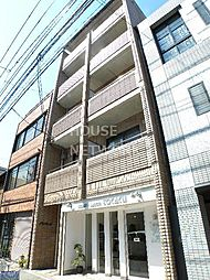 京都府京都市左京区杉本町の賃貸マンションの外観