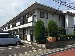 埼玉県越谷市谷中町1丁目の賃貸マンションの外観
