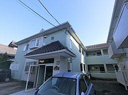 千葉県成田市囲護台3丁目の賃貸アパートの外観