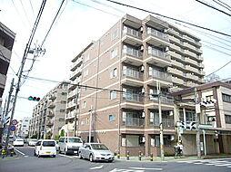 埼玉県川口市西青木2丁目の賃貸マンションの外観