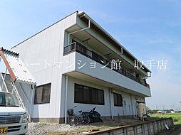 コーポ井橋[201号室]の外観