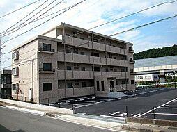静岡県裾野市桃園の賃貸マンションの外観