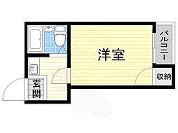 住吉東駅 2.3万円