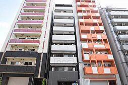 グランパシフィック難波元町[3階]の外観