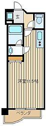 SYUWA BLD HIBARIGAOKA[4階]の間取り
