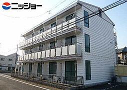 岐阜県各務原市那加浜見町2丁目の賃貸マンションの外観